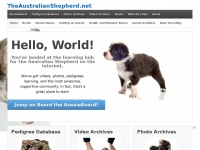 Theaustralianshepherd.net