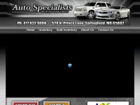 Theautospecialists.net