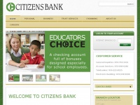 Thecitizensbank.net