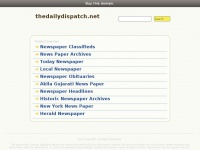 thedailydispatch.net