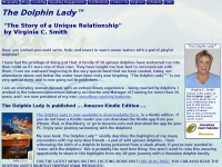 Thedolphinlady.net