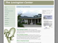 Thelexingtoncenter.net