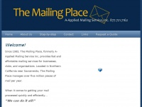 themailingplace.net Thumbnail
