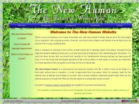 Thenewhuman.net