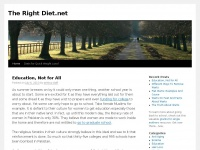 Therightdiet.net