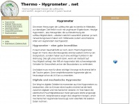 thermo-hygrometer.net
