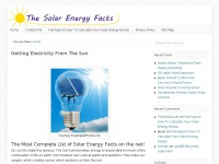 Thesolarenergyfacts.net