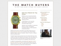 Thewatchbuyers.net