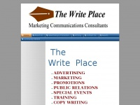 Thewriteplaceonline.net