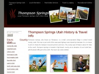 Thompsonsprings.net