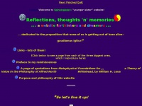 Thoughtsnmemories.net