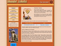 Thunder-tickets.net