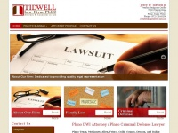 Tidwell-law.net