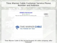 timewarnercablecustomerservice.net
