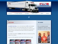 Ptl-inc.com - Paschall Truck Lines, Inc.: Welcome Customers, Drivers, and Agents
