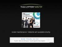 Thailotterywintip.com - Thai Lottery Win Tip | Coming soon