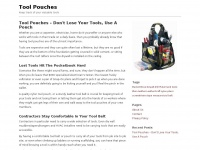 Toolpouches.net