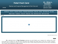Total-footcare.net
