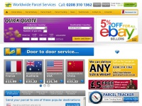 Worldwide Parcel Services Ltd | Courier Services and Parcel Delivery