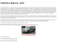 toyotahilux.net
