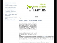 Traffic-accident-lawyer.net