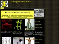 Trainingdimensions