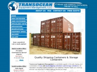 Transoceancontainers.net