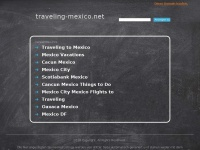 Traveling-mexico.net