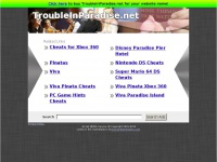 troubleinparadise.net