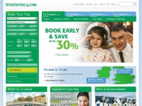 irishferries.com