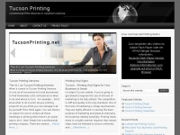 Tucsonprinting.net