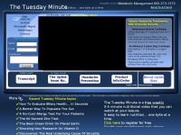 Tuesdayminute.net