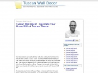 Tuscanwalldecor.net