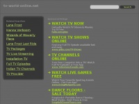 Tv-world-online.net