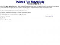 Twistedpair.net