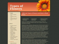 types-of-flowers.net