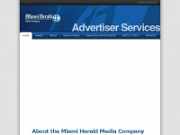 Miami Herald Advertising services