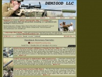 "DEMIGOD LLC ""Learn From Practical Shooting"" owner Zak Smith"