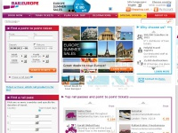 Rail Europe - Rail travel planner Europe - Train travel in Europe (Eurostar - TGV - Eurail - Eurorail)