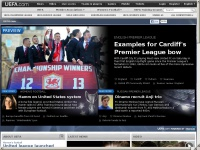 uefa.net Thumbnail