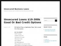 unsecured-business-loans.net