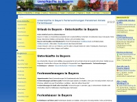unterkunft-bayern.net Thumbnail