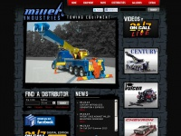 Miller Industries Towing Equipment Inc. - Tow Trucks, Wreckers, Carriers