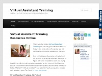 virtualassistanttraining.net Thumbnail