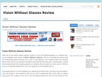 vision-without-glasses-review.net Thumbnail