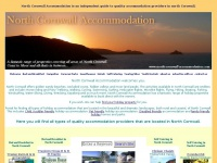 north-cornwall-accommodation.com