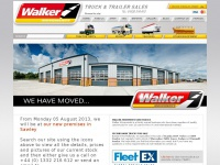 Walkermovements.co.uk - Trucks for Sale, Used Trucks & Second Hand Tractor Units UK | Walker Movements