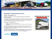 wilsontransportation.com