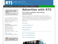 Advertise With RTS - Make your mark on Gainesville using an RTS bus.
