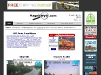 Magnifeye.com - Road conditions and webcams for the Truckee/Tahoe area